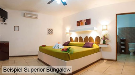 Superior Bungalow Cariblue Resort