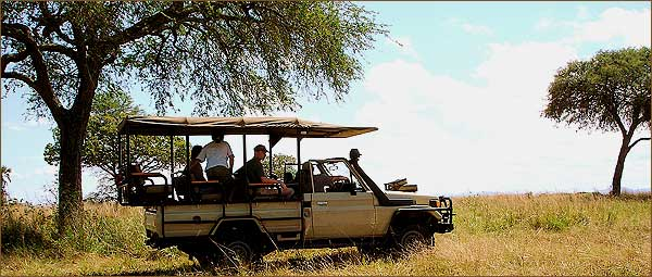 Safaris Katavi Nationalpark