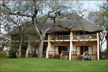 Lodge Chobe Nationalpark