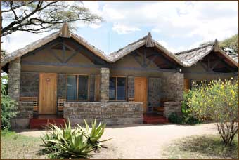 Ndutu Lodge