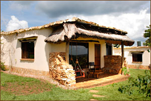 Heaven Resort am Nil in Uganda