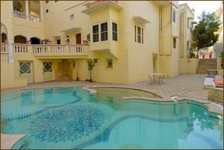 Hotel mit Pool in Jaipur