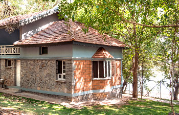Kabini River Lodge Cottage Beispiel