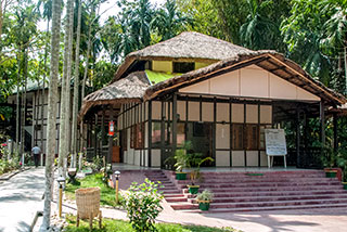 Unsere Lodge im Kaziranga-Nationalpark