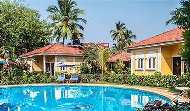 Hotel in Goa Calangute
