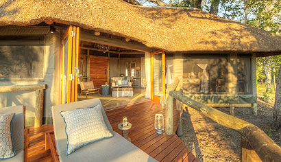 Safaris im Moremi Game Reserve